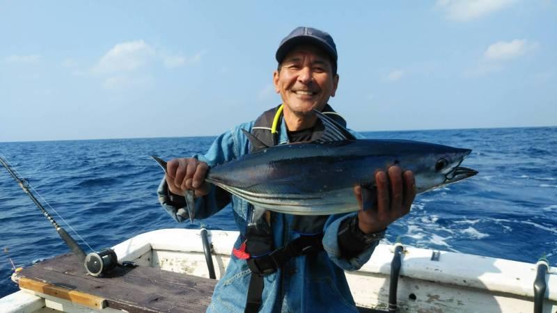 【通年】体験パヤオ船釣り