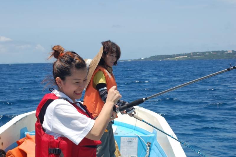 【通年】体験船釣り