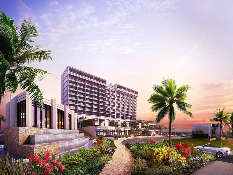 アラマハイナ コンドホテル公式WEBサイト公開のお知らせ