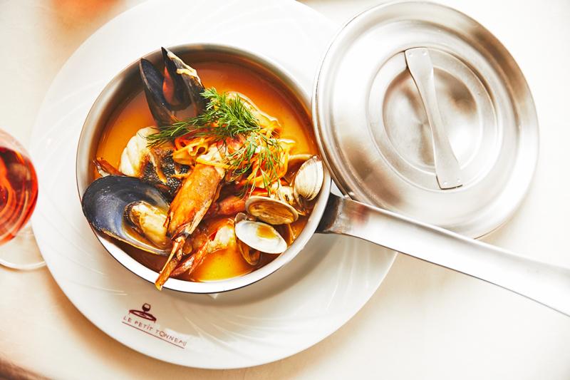【夢の美食コラボ】フレンチの巨匠フィリップ・バットン氏が贈るValentine Dinner♥