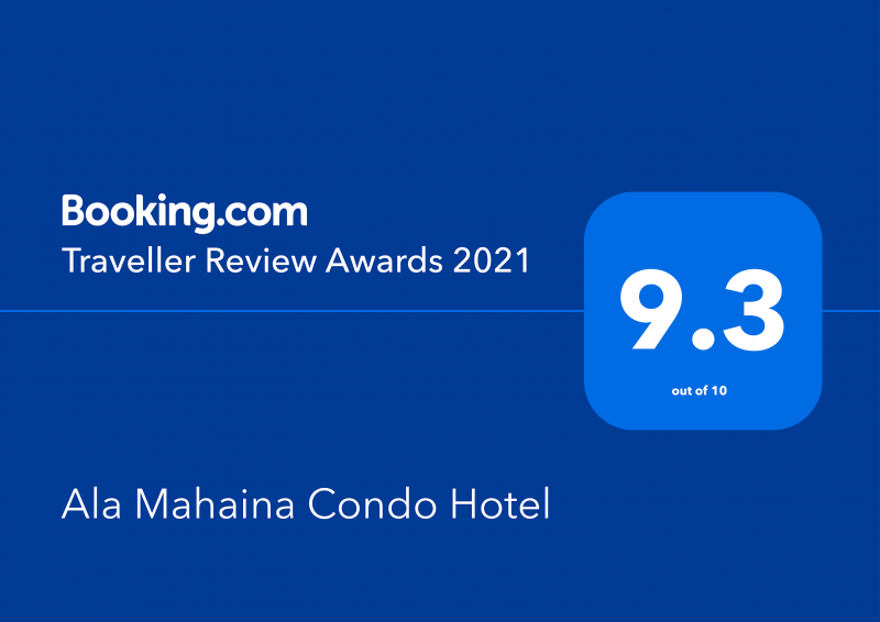booking.com「Traveller Review Awards 2021」受賞のお知らせ