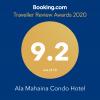 booking.comの「Traveller Review Awards 2020」を受賞のお知らせ